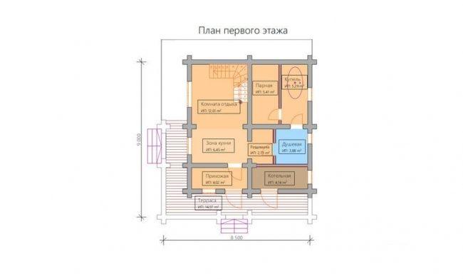 Проект ОБ-172