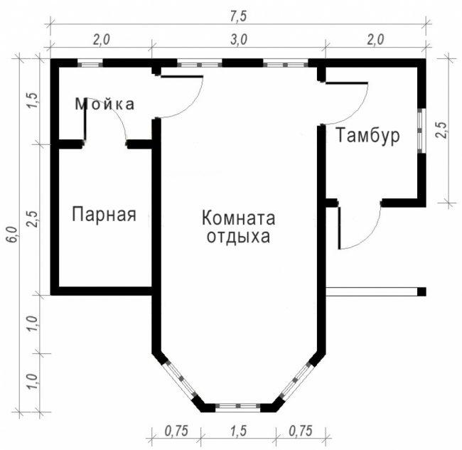Проект ББ-122