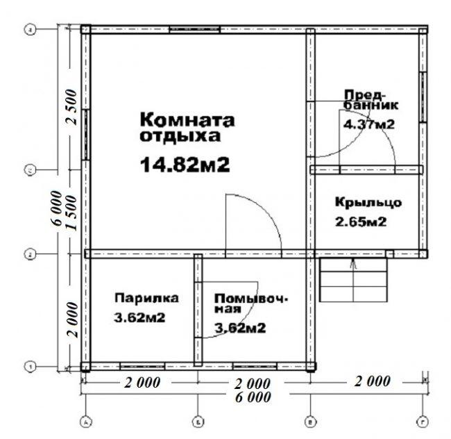 Проект ББ-110