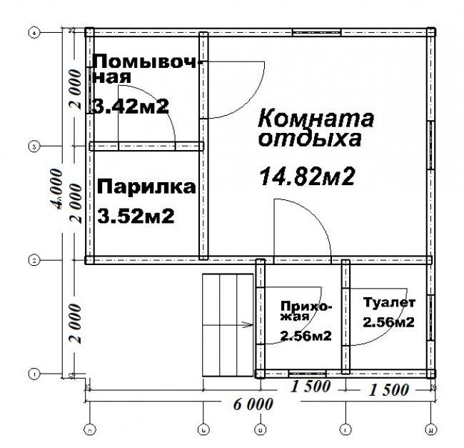 Проект ББ-65