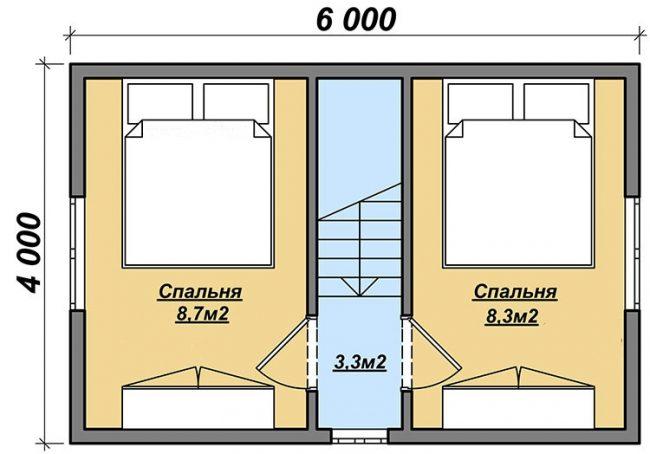 Дом из бруса-18