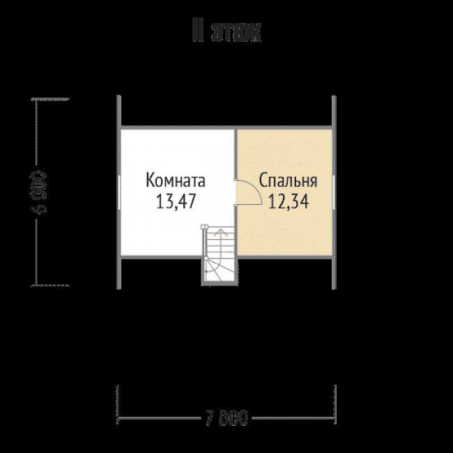 Дом из бруса-50