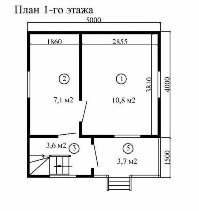 Дом из бруса-3