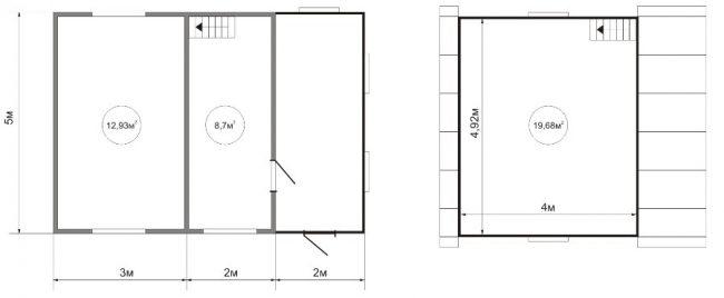 Дом из бруса-9