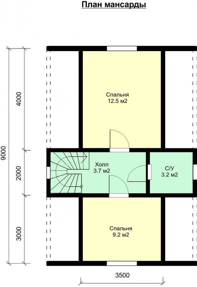 Дом из бруса-37