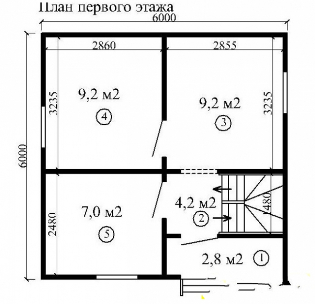 Дом из бруса-46