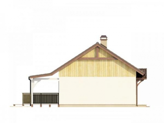 Дом из бруса-89