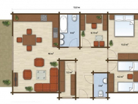 Дом из бруса-168
