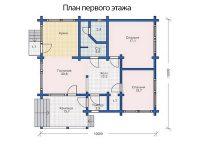Дом из бруса-227