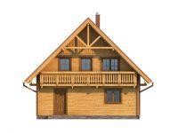 Дом из бруса-178