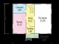 Дом из бруса-102