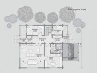 Дом из бруса-271