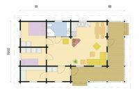 Дом из бруса-128