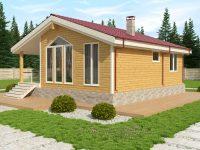 Дом из бруса-191