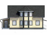 Дом из бруса-129