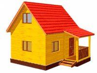 Дом из бруса-4
