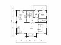Дом из бруса-236