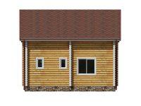 Дом из бревна-102