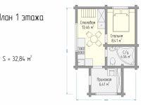 Дом из бревна-27