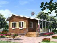 Дом из бруса-31