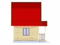 Дом из бруса-5