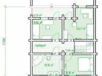 Дом из бревна-126