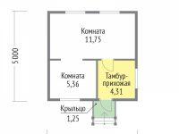 Дом из бруса-2