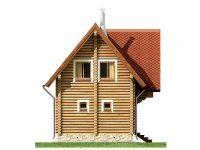 Дом из бревна-82