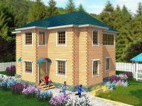 Дом из бруса-230