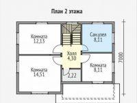 Дом из бруса-107