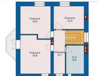 Дом из бруса-217
