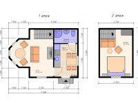 Дом из бруса-23