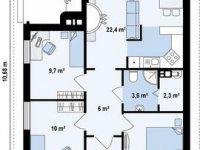 Дом из бруса-214