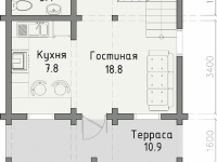 Дом из бруса-52
