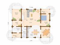 Дом из бруса-248
