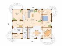 Дом из бруса-253