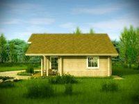 Дом из бруса-121