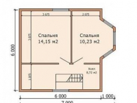 Дом из бруса-47