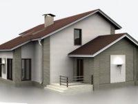 Дом из бруса-262