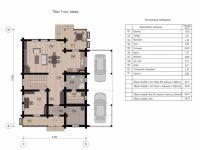 Дом из бруса-211
