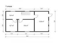 Дом из бруса-36