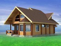 Дом из бруса-264