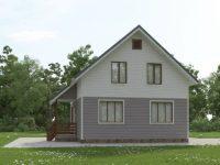 Дом из бруса-94
