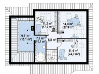 Дом из бруса-256