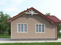 Дом из бруса-196