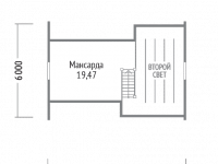 Дом из бруса-66