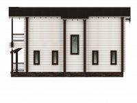 Дом из бруса-199