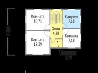 Дом из бруса-92