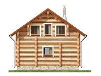 Дом из бревна-24