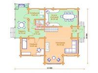 Дом из бруса-251
